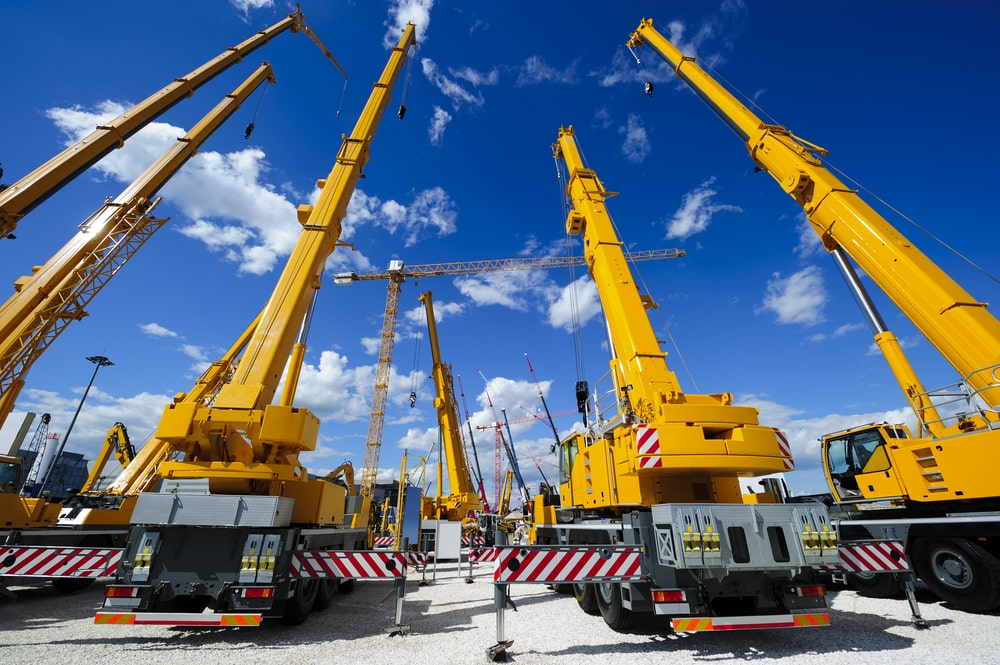 Everything You Need to Know About Hiring Mobile Cranes