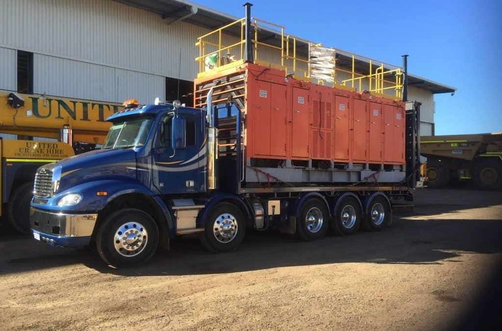 Truck Hire Perth