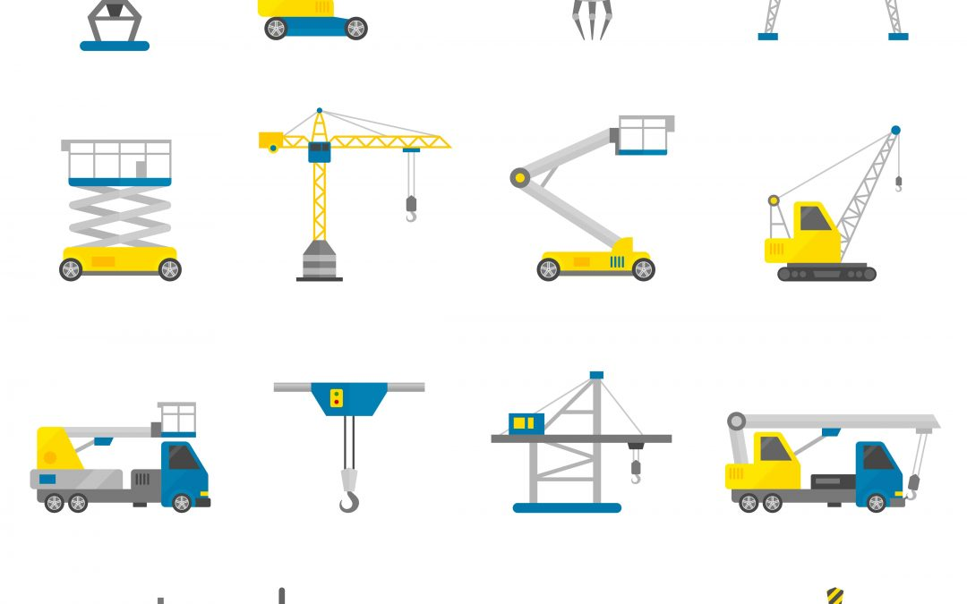 Finding the best heavy lifting equipment for your job